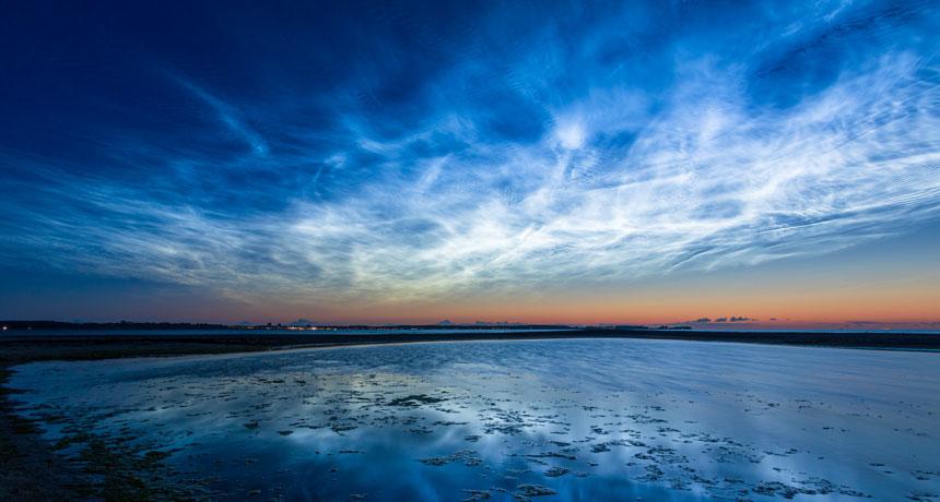 Noctilucent Clouds