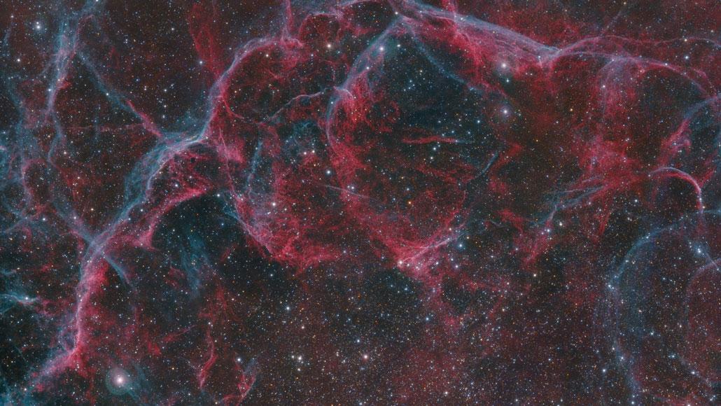 supernova Vela