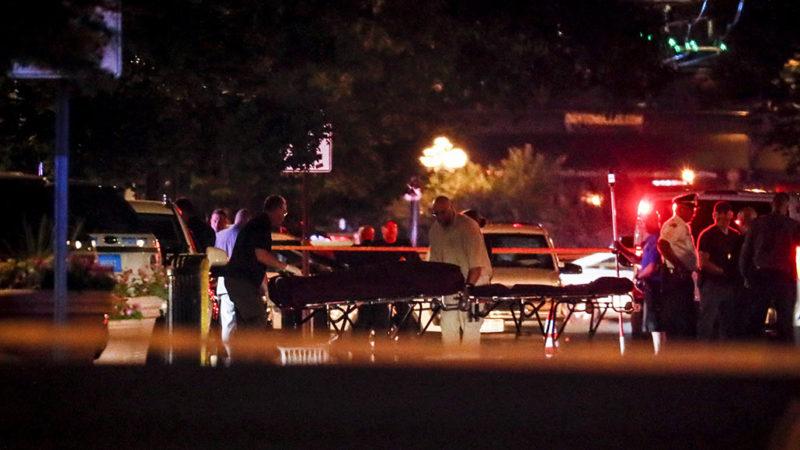 Dayton Ohio mass shooting