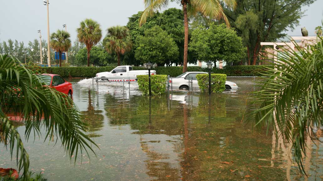 Miami flooding