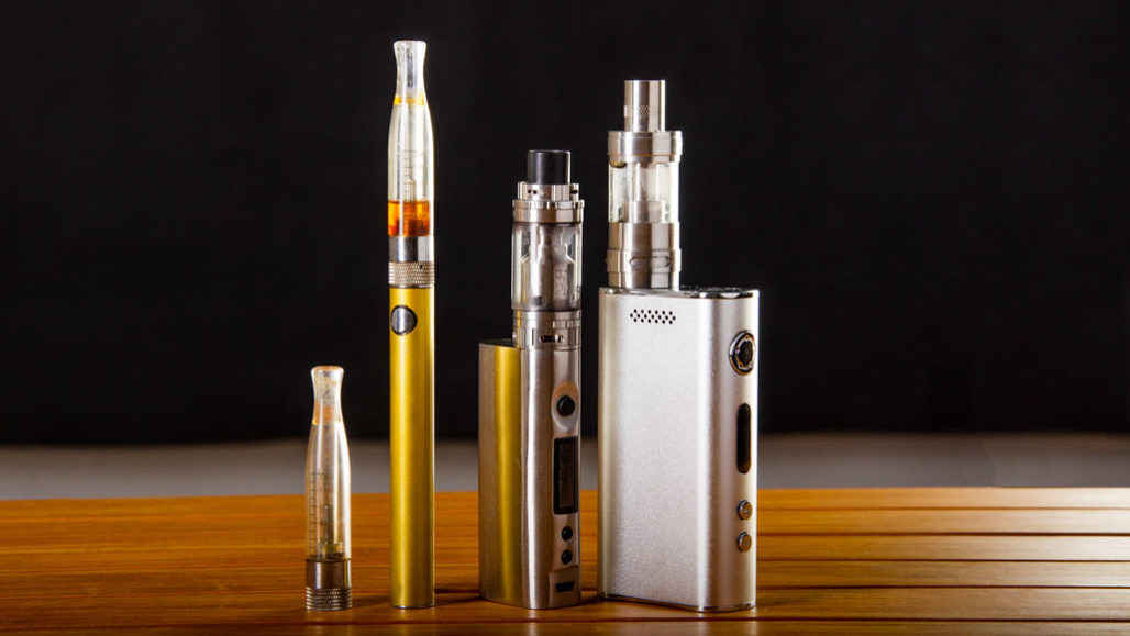 First vaper reported dead after mysterious lung disease