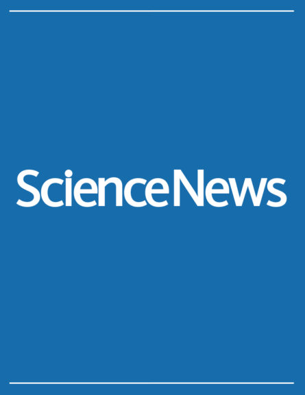 Science News Magazine