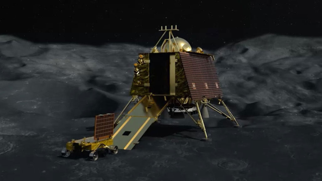 India has lost contact with its first lunar lander | Science