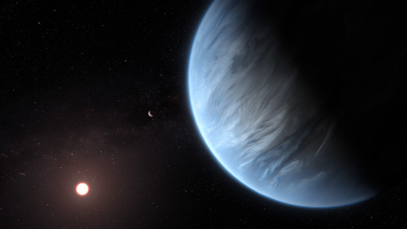 Exoplanet K2 18b
