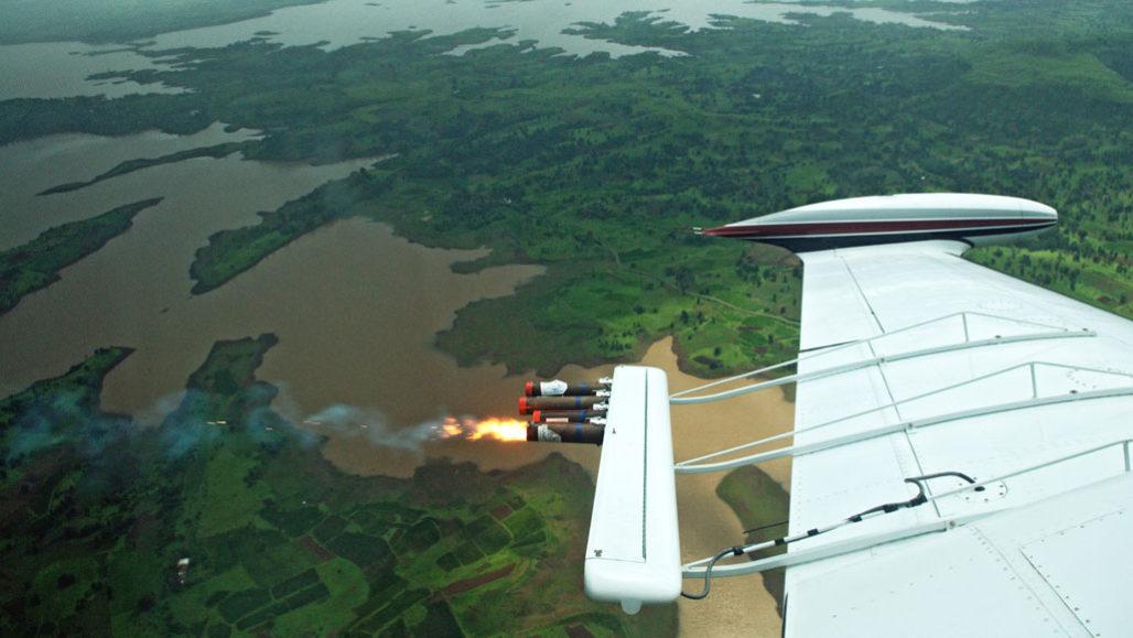 Mumbai aerial