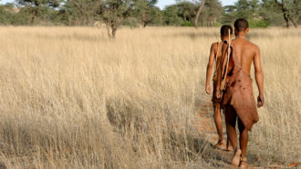 San hunter gatherers