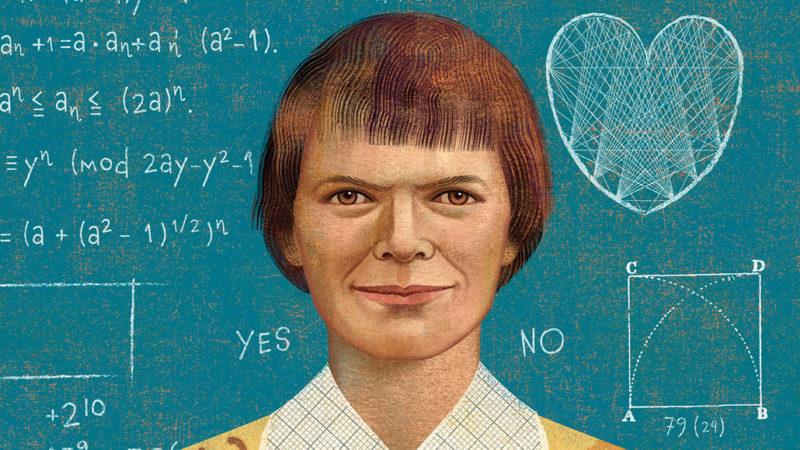 Julia Robinson illustration
