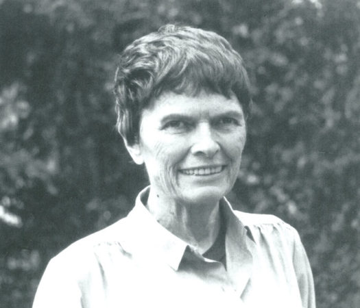 Julia Robinson in 1985