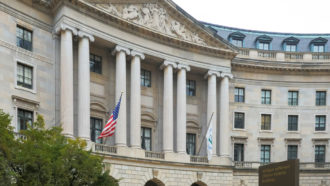 EPA headquarters building
