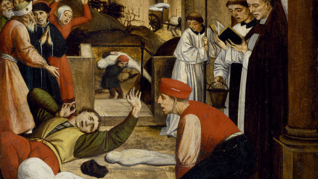 An ancient bubonic plague outbreak may not have radically changed European history after all