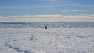 German polar research station