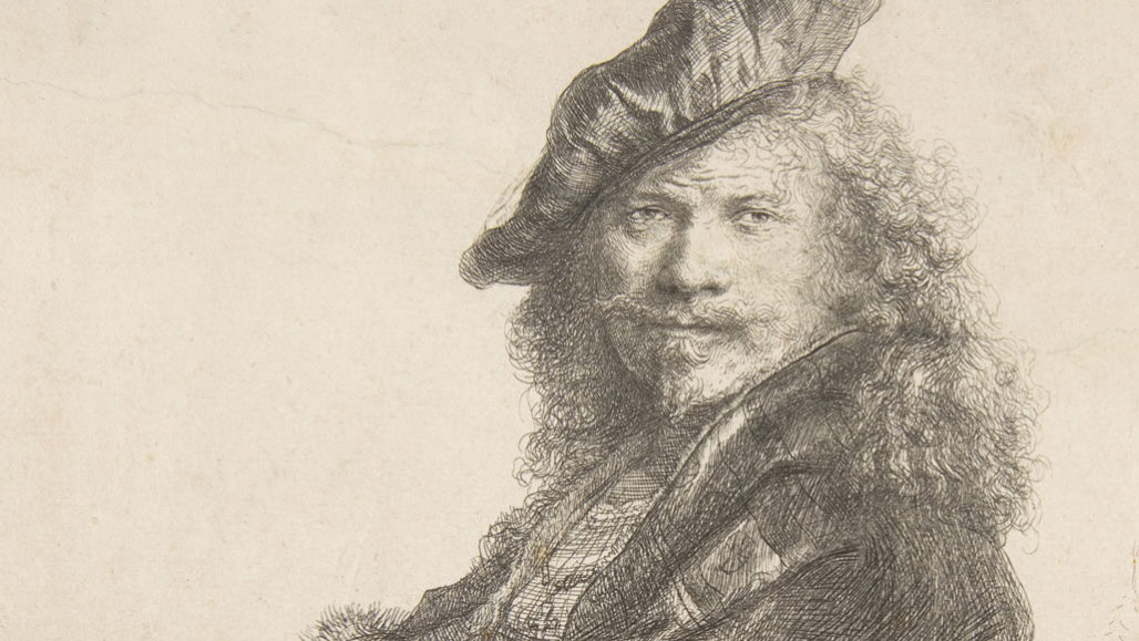 Why Rembrandt Da Vinci May Have Painted Themselves With Skewed Eyes Science News