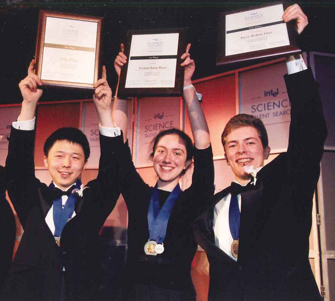 Science Talent Search 2000