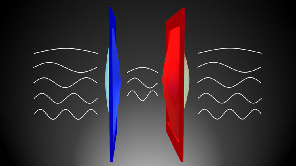 electromagnetic waves illustration