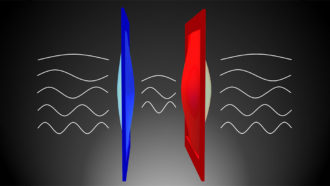 electromagnetic waves illustration