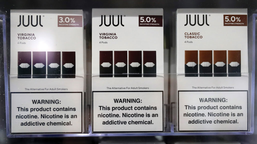 Juul packages