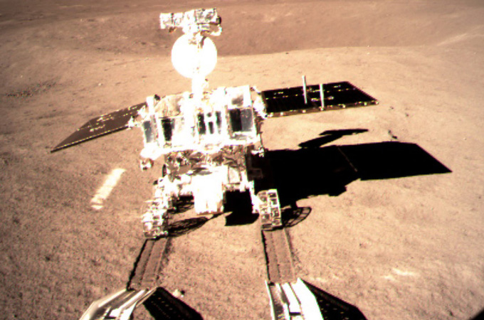 Yutu-2 rover
