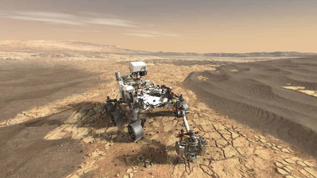 img Mars 2020 rover