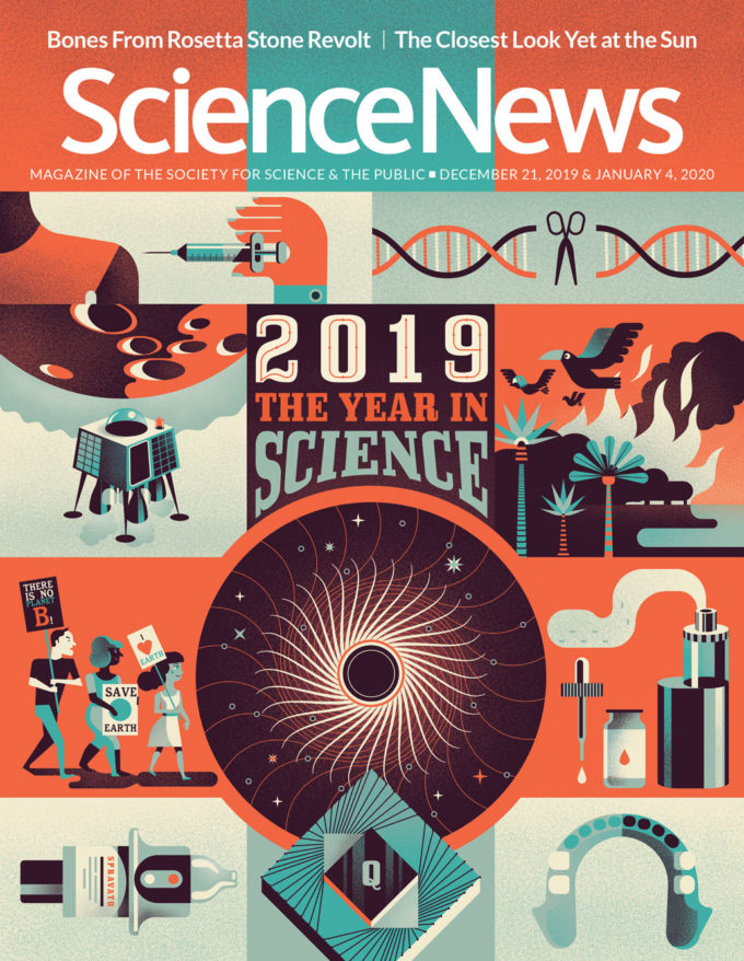 December 21, 2019 issue cover