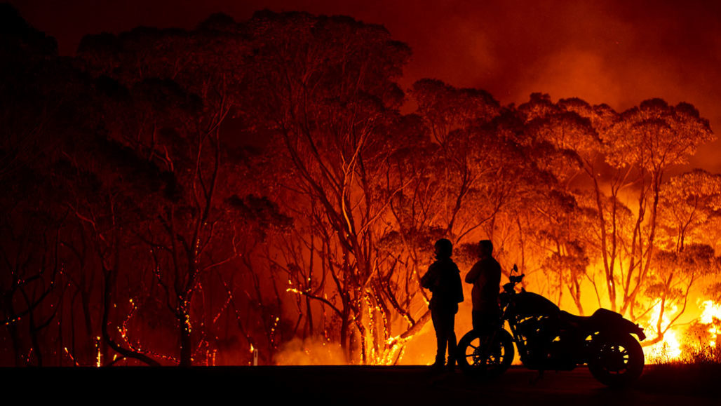 Here's how climate change may make Australia's wildfires more common