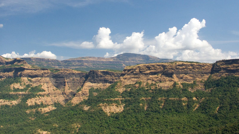 Westerb Ghats mountains