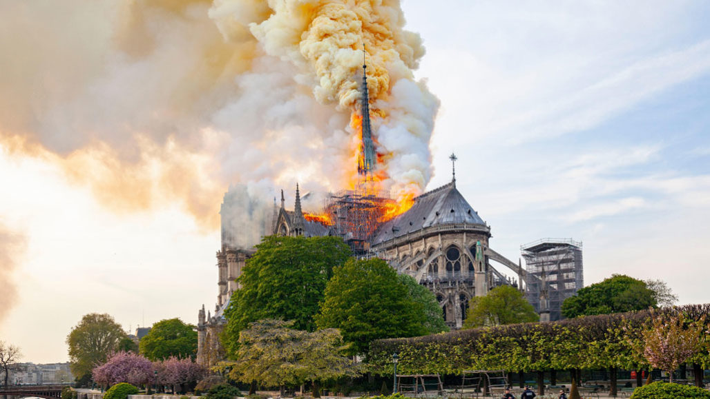 How To Restore The Legendary Acoustics Of Notre Dame After The