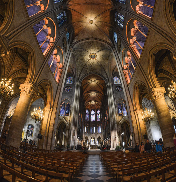 How to restore the legendary acoustics of Notre Dame