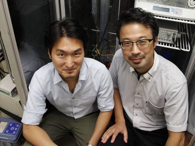 Masaru Nobu (and Hiroyuki Imachi