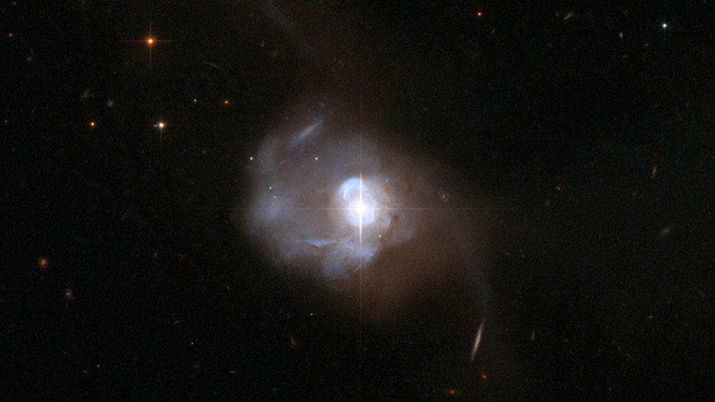 Quasar Markarian 231
