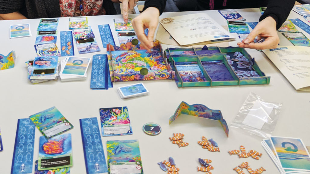 Oceans board game