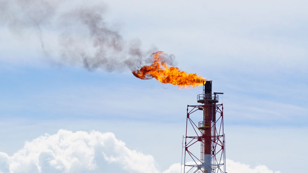 Fossil fuel use may emit 40 percent more methane than we thought