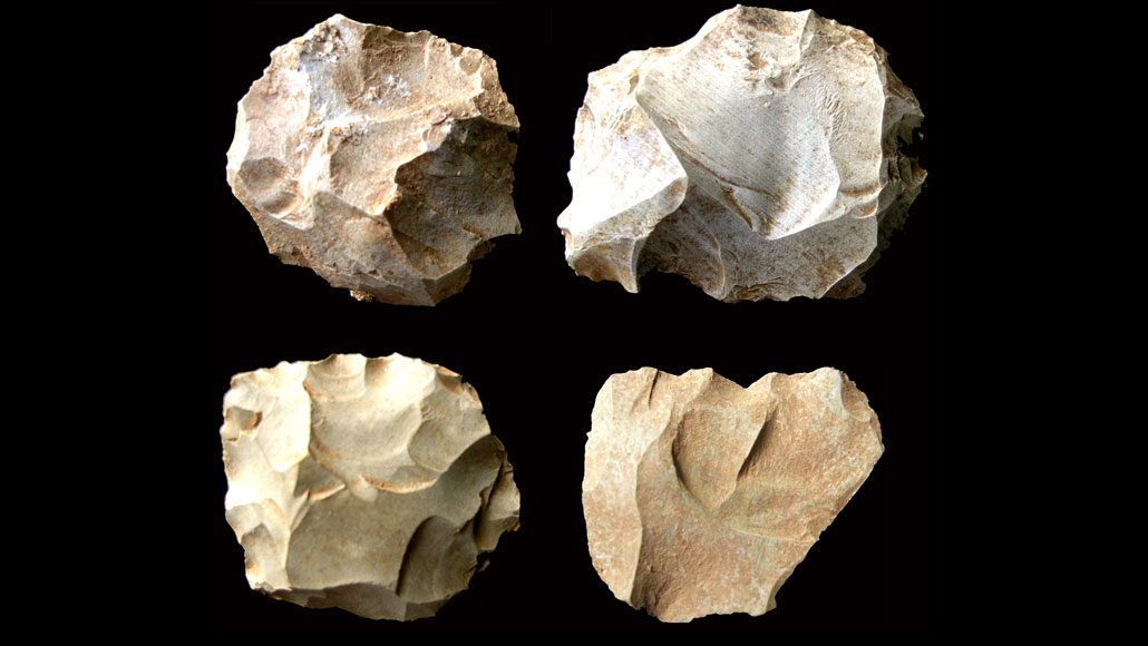 South Asian toolmaking withstood the biggest volcanic blast in 2 million years