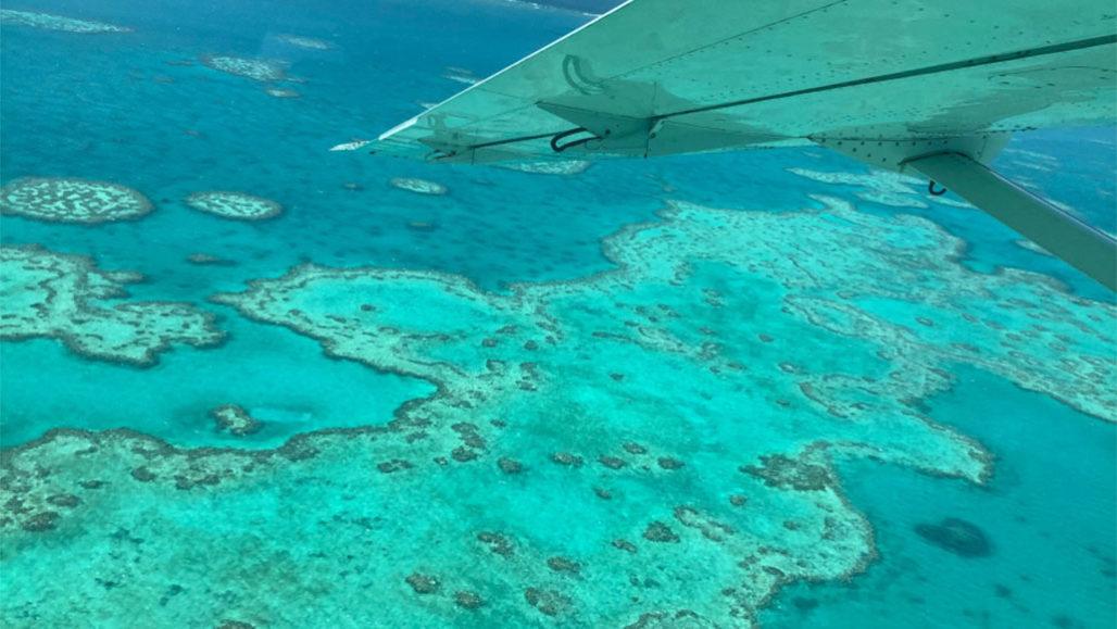 Great Barrier Reef aerial survey