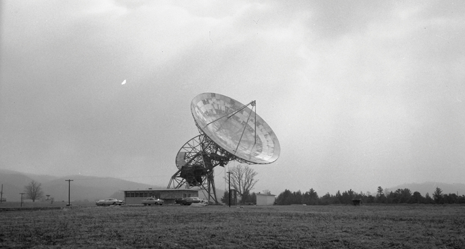 National Radio Astronomy Observatory in 1960