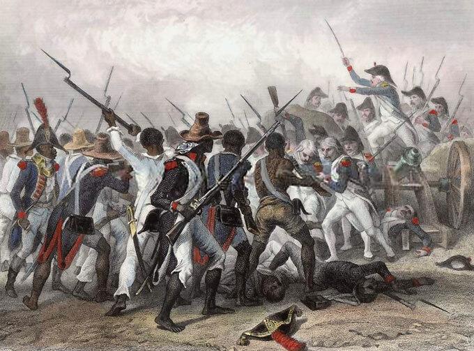 Haitian rebellion