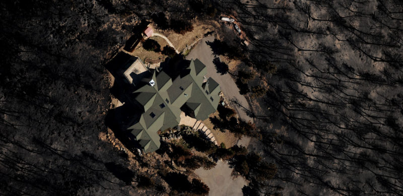 House near Boulder, Colorado
