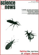 cover of May 16, 1970 issue of Science News