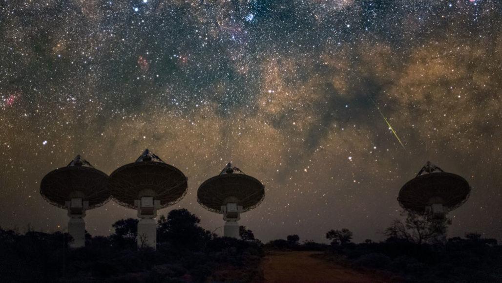 Avustralya Kare Kilometre Dizisi Pathfinder