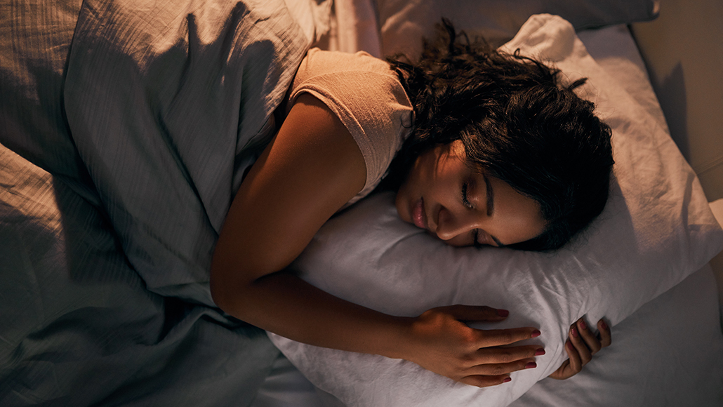 COVID-19 lockdowns helped people sleep more but not always better ...