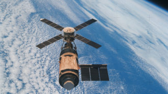 a photo of Skylab