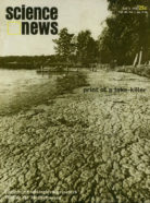 cover of  Science News, July 4, 1970