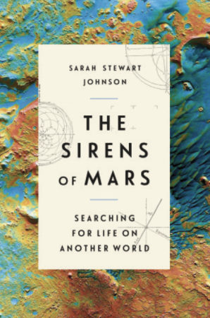 image of the cover of the book The Sirens of Mars