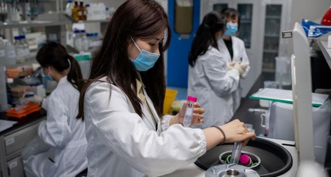 researchers at Sinovac Biotech