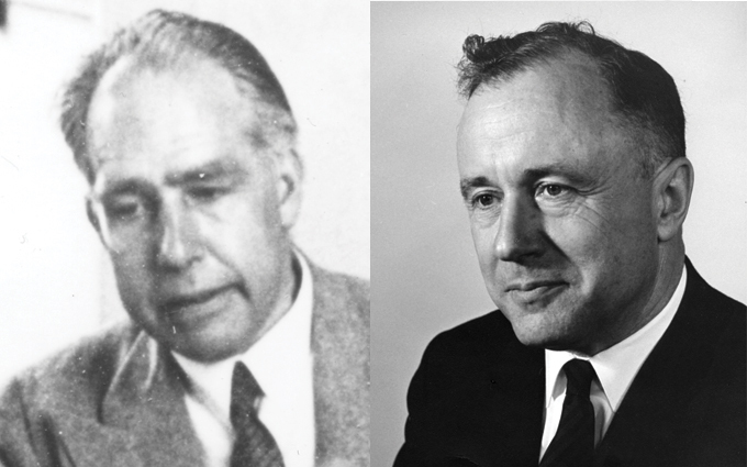 Bohr and Wheeler