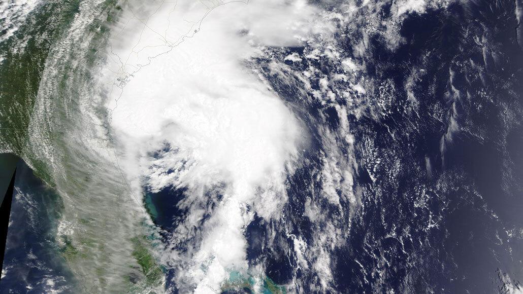 Predictions for the 2020 Atlantic hurricane season just got worse