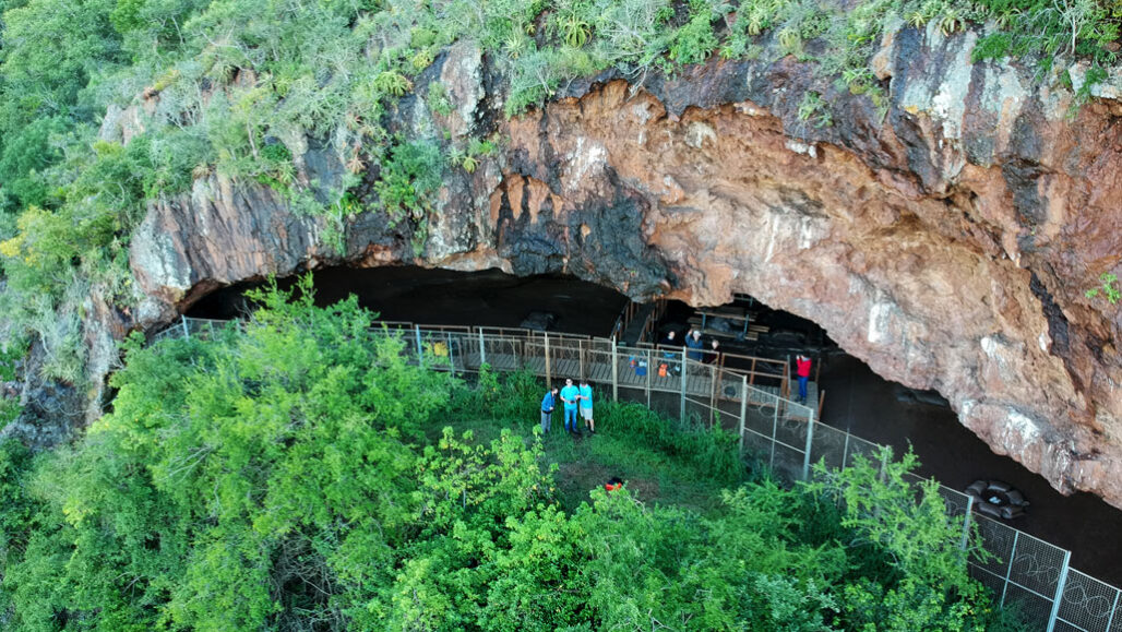 South Africa's Border Cave
