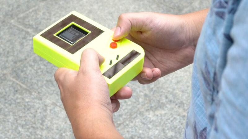 solar Game Boy
