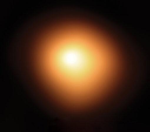 Betelgeuse in January 2019