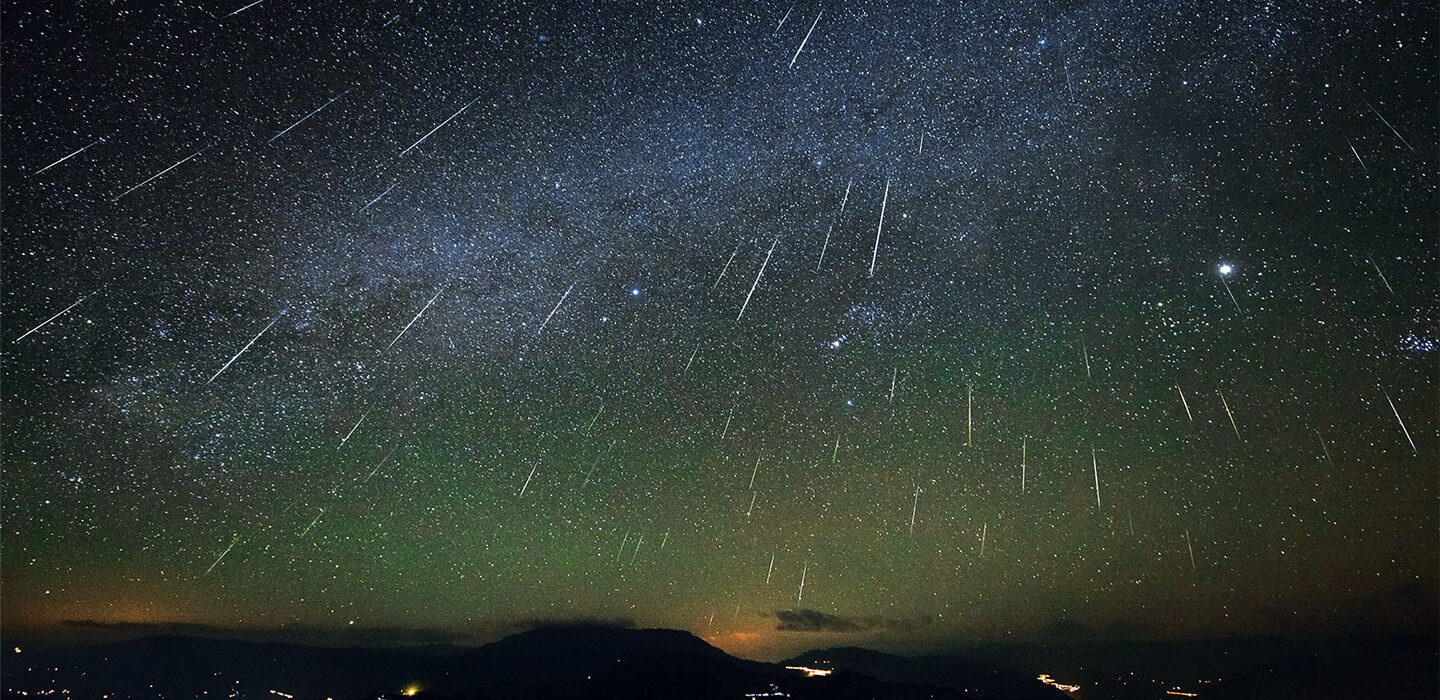 December S Geminid Meteor Shower Comes From The Asteroid Phaethon Science News