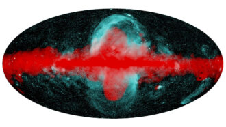 Milky Way X-ray bubbles